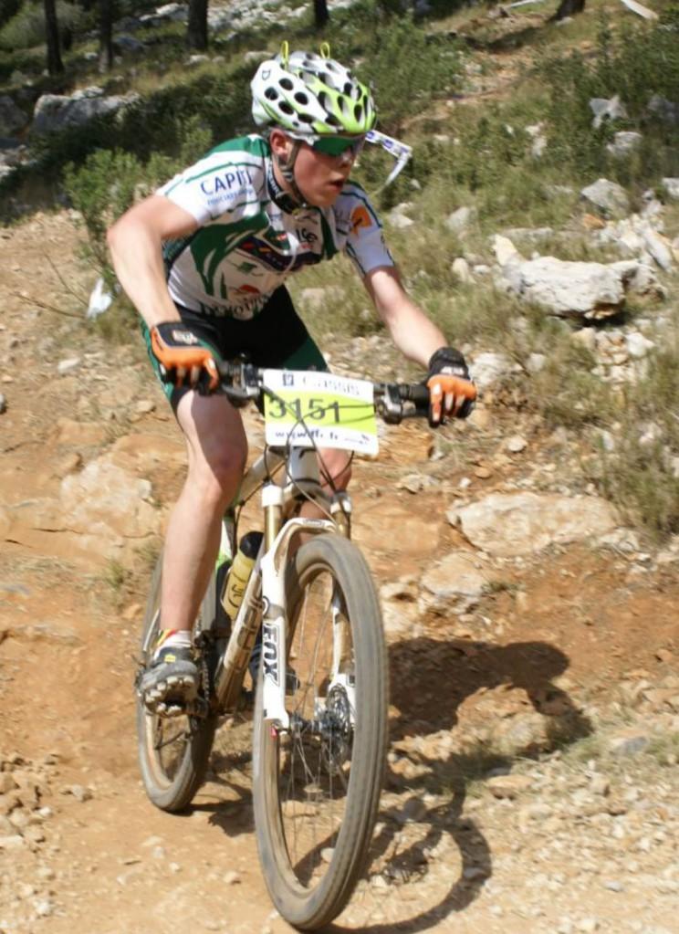 Boris CARA (1994) après 6 ans de compétition VTT au Nationale