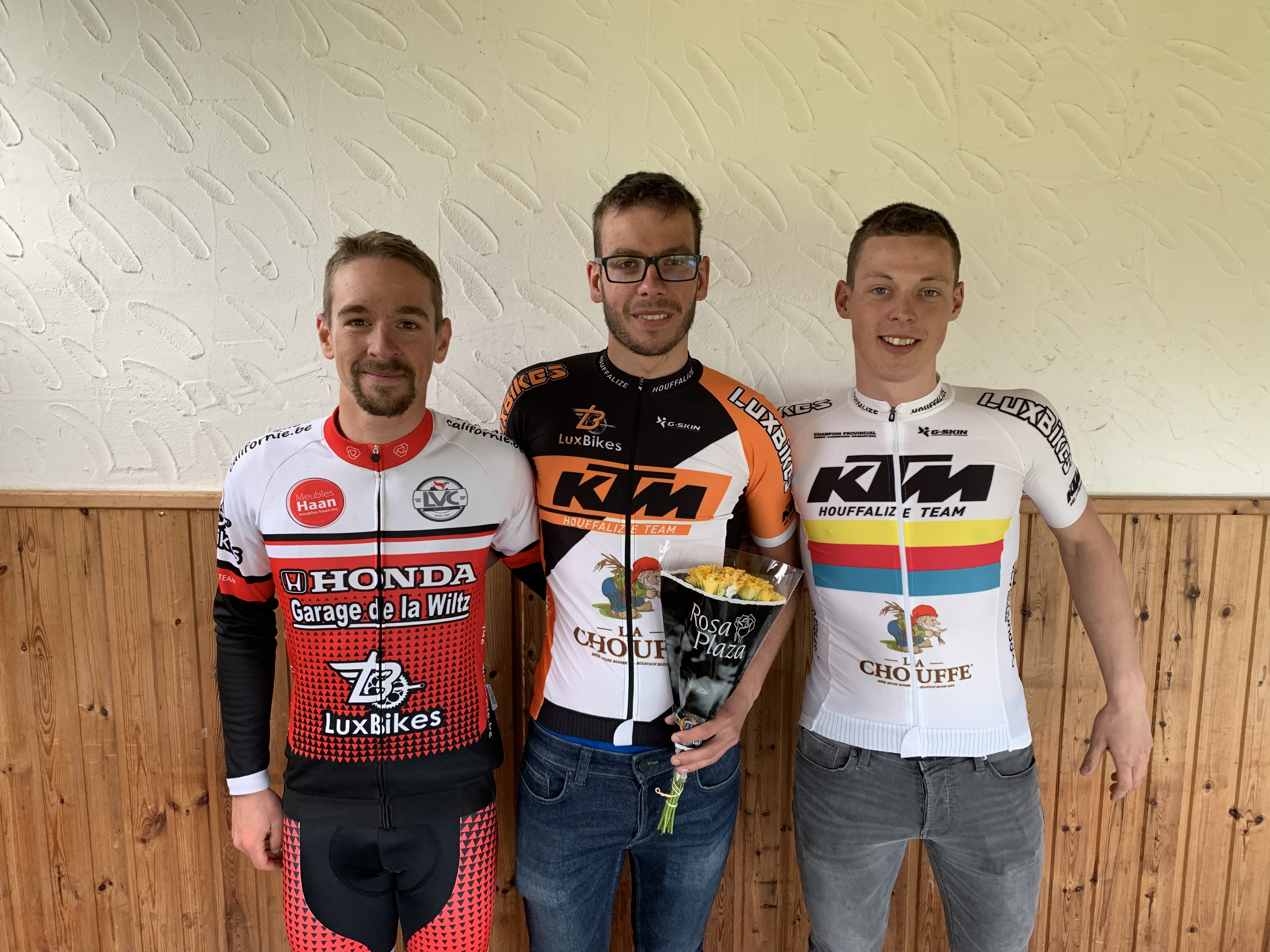 KTM Houffalize TEAM